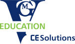 VGM Education-CE Solutions Logo