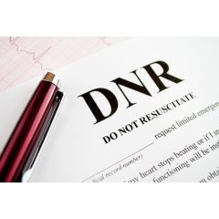 NHA104 - Admin: Advance Directives and DNR Order for Nursing Home Administrators (0.75 HR)