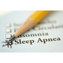 NUR180 - Sleep Apnea Disorder (1.0 HR)